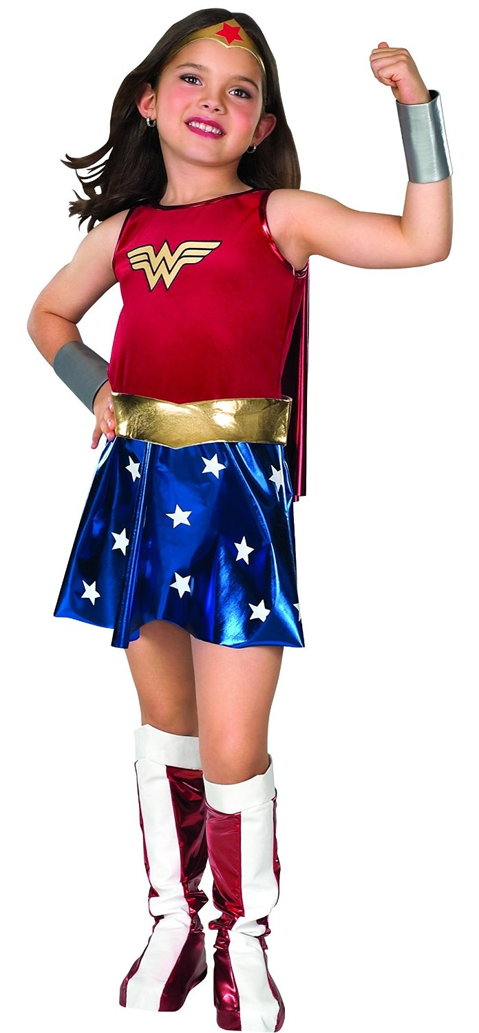 Wonder Girl Costume Georgia Kids