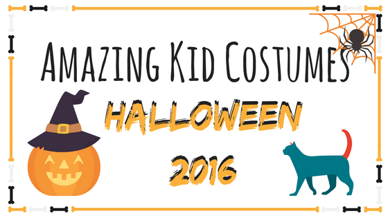 Amazing Kid Halloween Costumes 2016