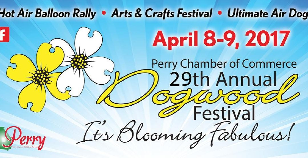 Perry Dogwood Festival 2017
